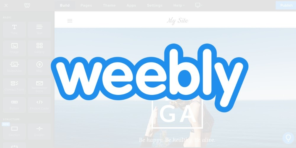 Looking closer at one of the top acclaimed website builders, Weebly