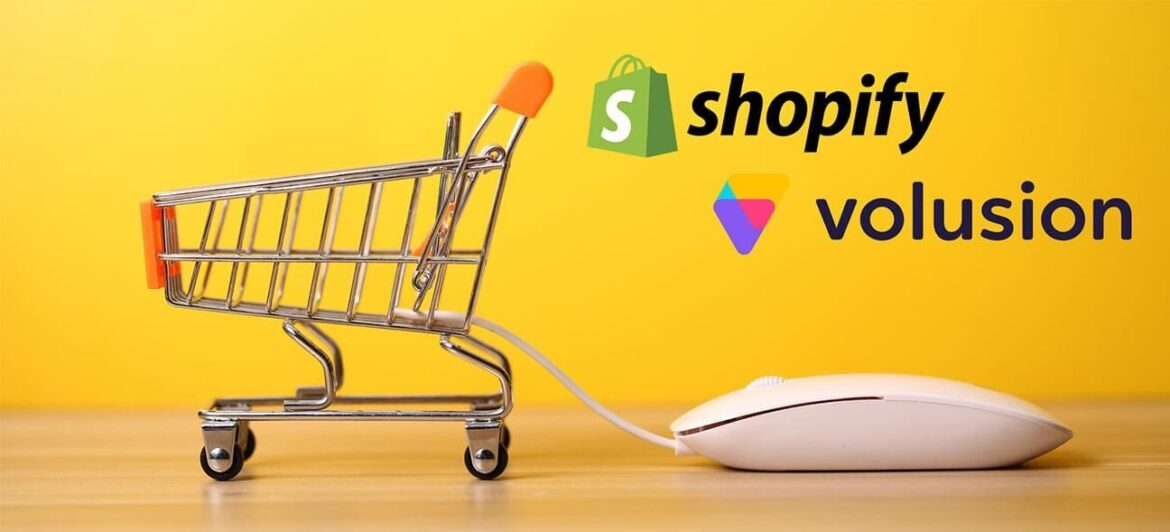 Choosing Between Shopify and Volusion