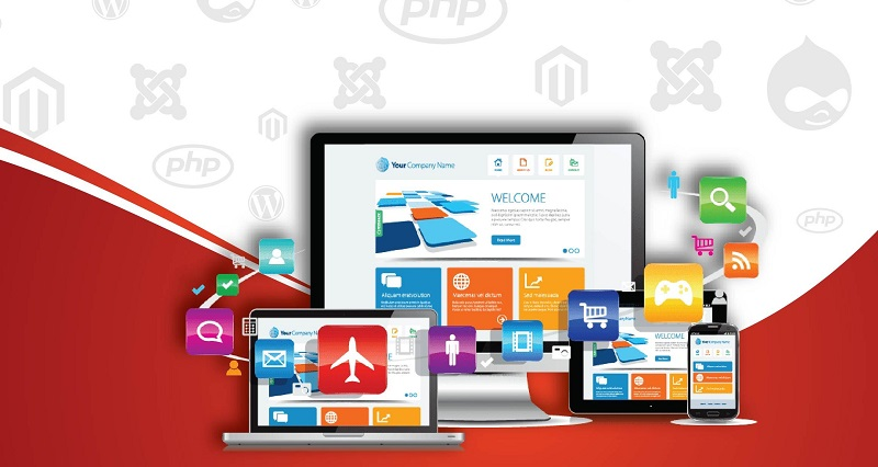 Comrade Website Design Services: Commercialize Your Websites In A Modern Way