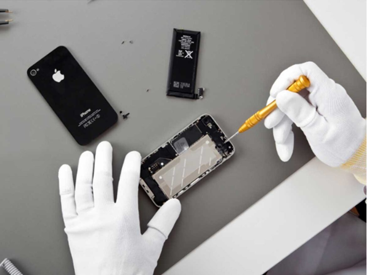 ESMOND: Trusted iPhone Repair Service in Singapore