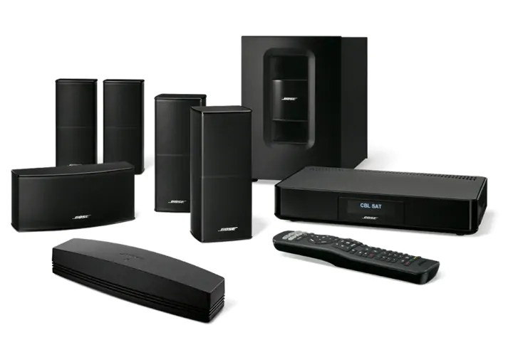 Choose And Buy Bose Home Theatre Speaker System Online